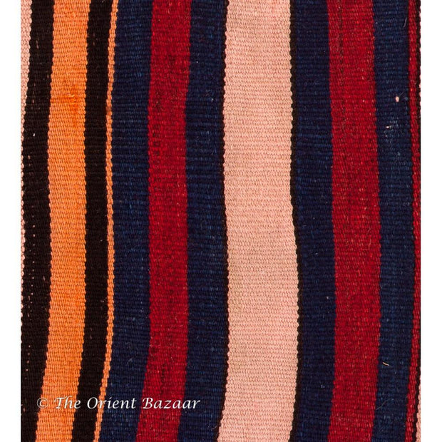 Red Small Rug 2'x3' Kilim Rugs