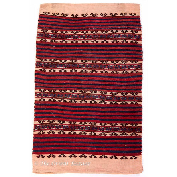 Antique Turkish Kilim Sack