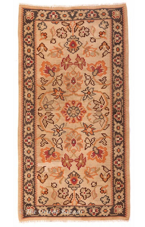 The Orient Bazaar - Decorative Bulgarian Kilim - 1