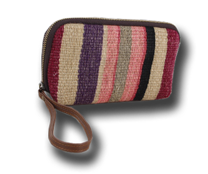 Cosmetic With Lovely Colors Make Up Bag