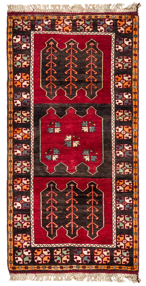 Malatya Carpet Runner Vintage Carpets