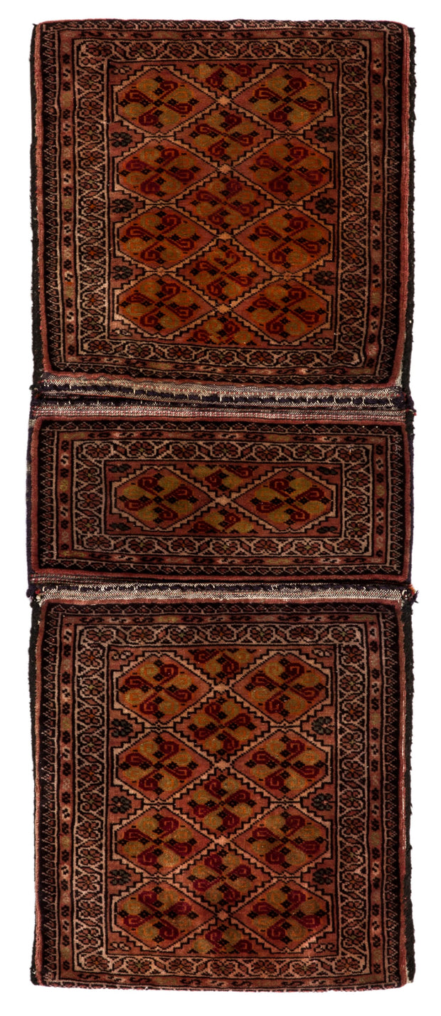 Kilim Saddle Bag