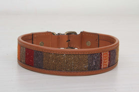 Brown Dog Collar - Large Size Collars