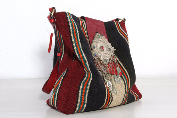 Bohemian Shoulder Carpet Bag Bags
