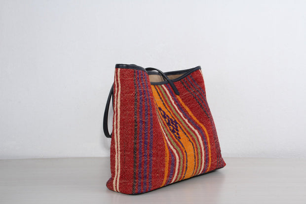 Kilim Shopping Bag