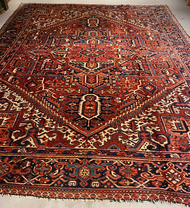 Hand-knotted Persian Rug