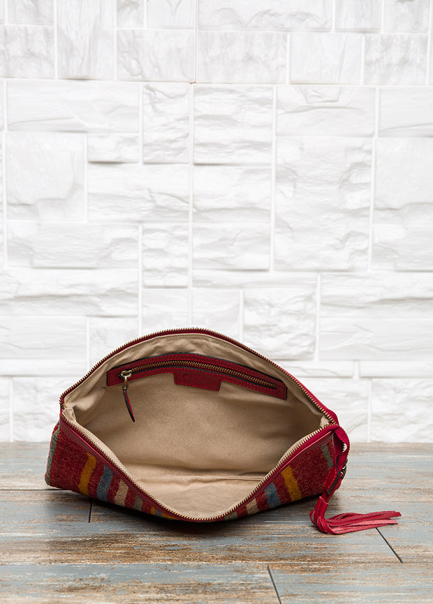 Retro Clutch Bag - The Orient Bazaar