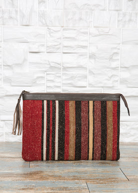 Carpet Clutch Bag