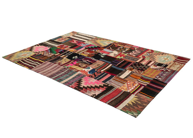 Decorative Patchwork Rug