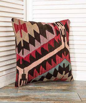 Eclectic Kilim Pillow Pillows