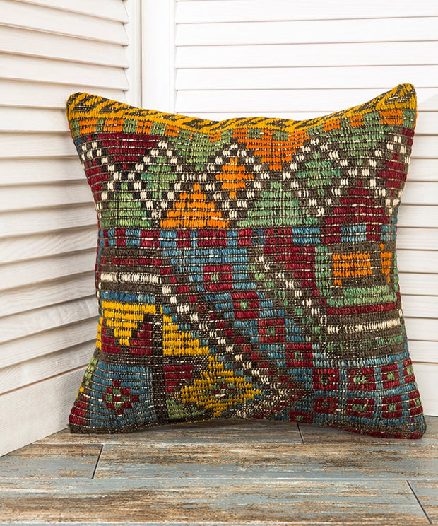Kilim Throw Pillow Pillows