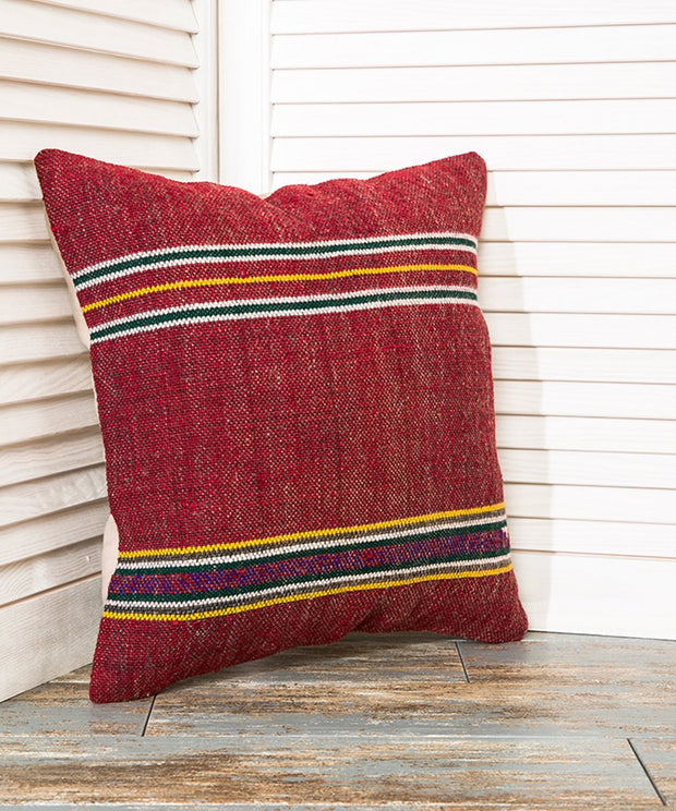Striped Kilim Pillow