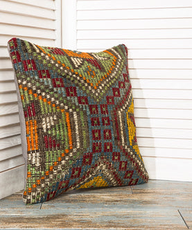 Kilim Accent Cushion Pillows