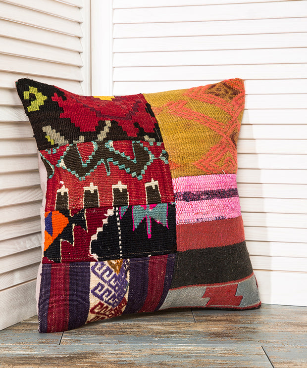 Ethnic Kilim Pillow Pillows
