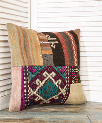 Vintage Kilim Pillow Covers
