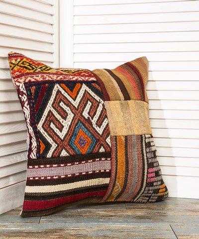 Patchwork Kilim Pillow