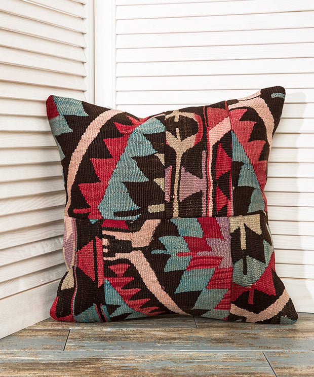 Kilim Patchwork Pillow Pillows