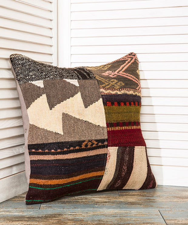 Patchwork Pillow Cover Kilim Pillows