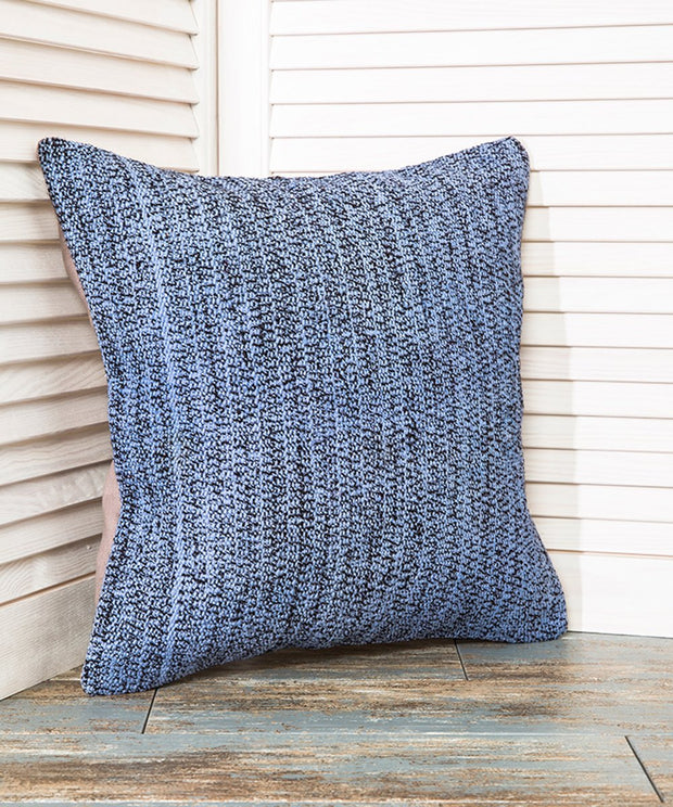 Blue Ethnic Pillow Kilim Pillows