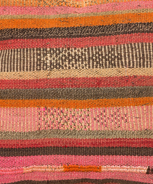 Striped Eclectic Pillow Kilim Pillows
