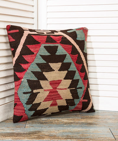 Diamond Kilim Pillow