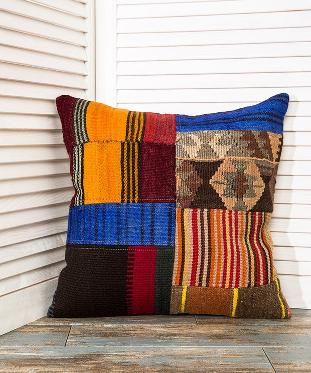 Patchwork Kilim Cushion Pillows