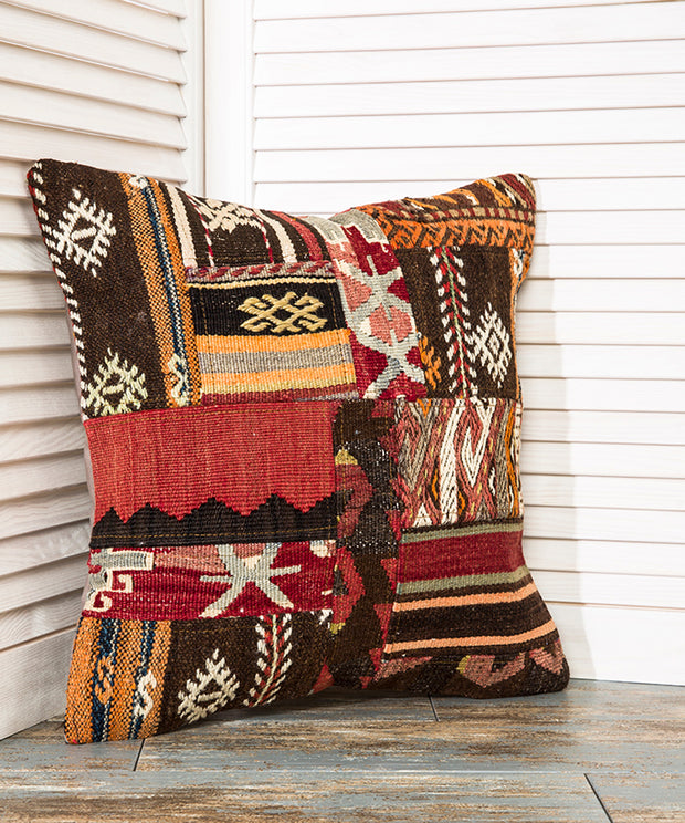 Patchwork Pillow Kilim Pillows