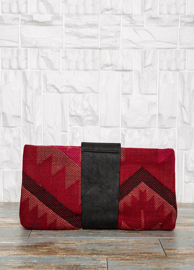 Red Clutch Bag Bags
