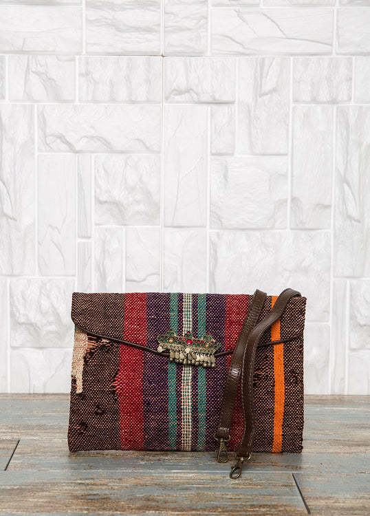 Envelope Tapestry Bag