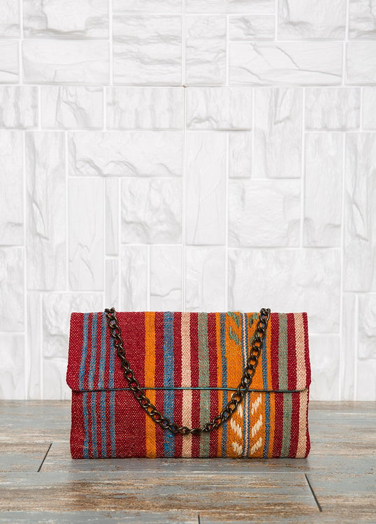 Colorful Kilim Bag