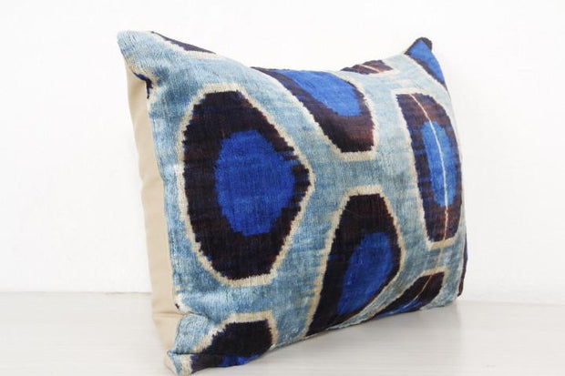 Decorative Ikat Pillow