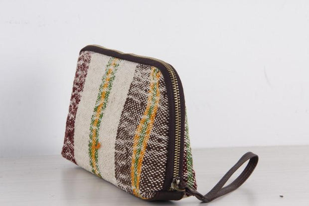 Large Kilim Make Up Bags