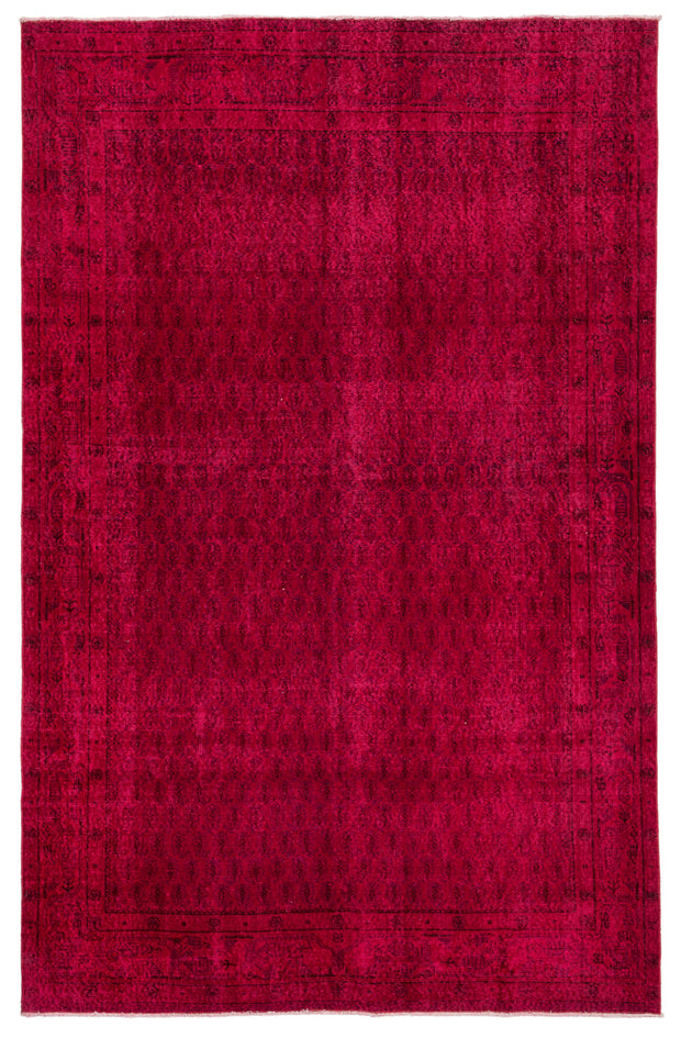 Red Living Room Rug