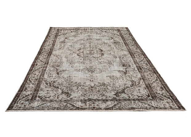 Gray Overdyed Rug Recolored Carpets