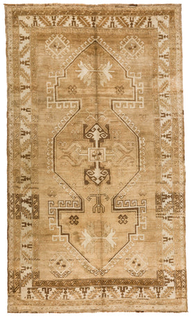 Beige Anatolian Rug Recolored Carpets