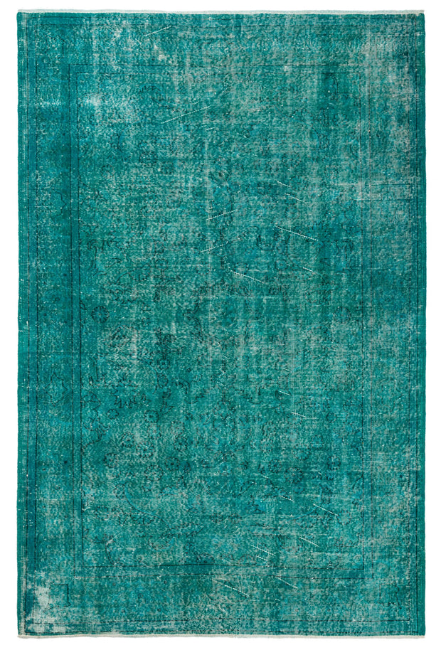 Turquoise Living Room Rug