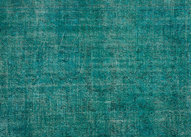 Turquoise Turkish Carpet