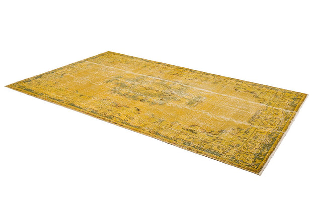 Yellow Living Room Rug