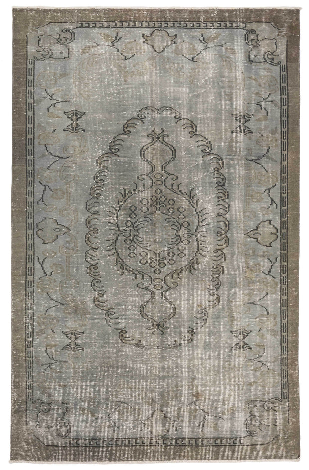 Grey Living Room Rug