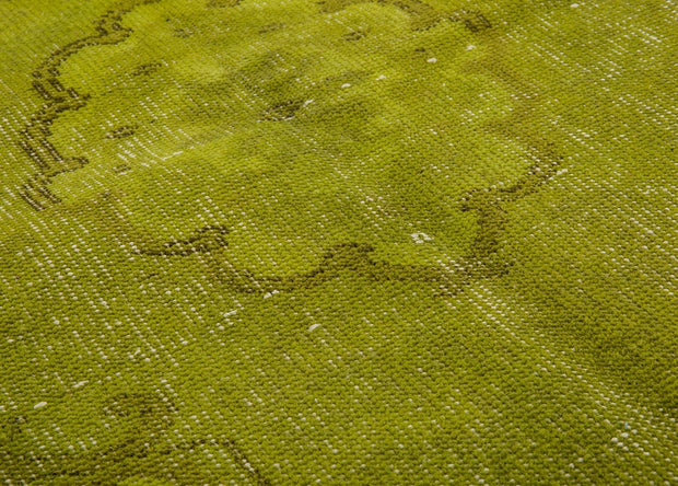 Green Turkish Carpet