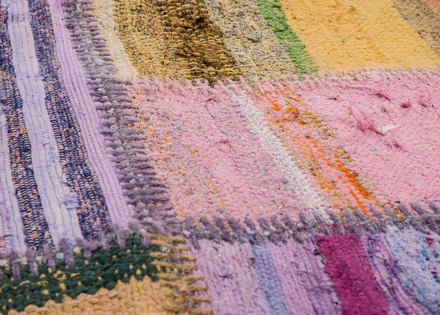 Patchwork Rag Rugs