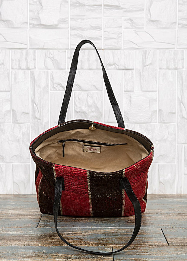 Kilim Shopping Bag Tote Bags