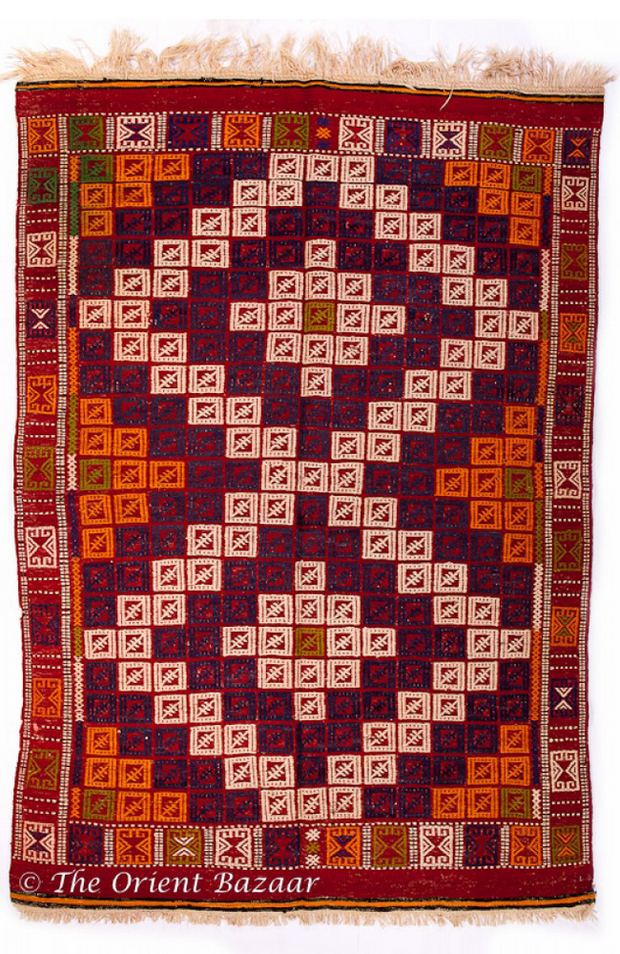 Turkish Kilim Runner