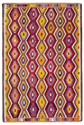 Colorful Rug Kilim Rugs