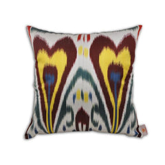 Ikat Decorative Throw