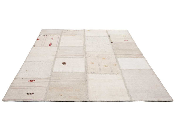 Patchwork Hemp Rugs