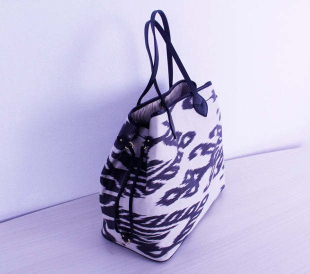 Silk Ikat Bag