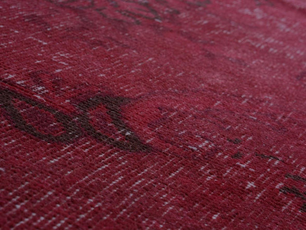 Overdyed Rugs With Various Color Options Recolored Carpets