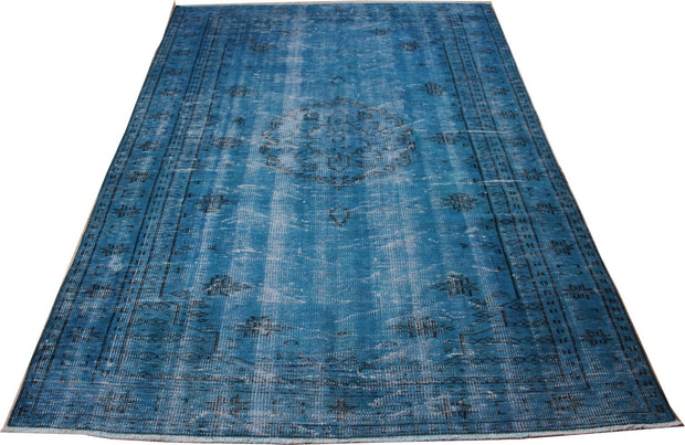 Deep Blue Rug Recolored Carpets
