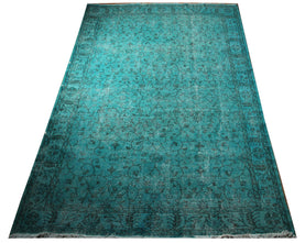 Turquoise Rug Recolored Carpets